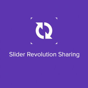 Slider Revolution Sharing 2.0.5