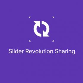 Slider Revolution Sharing