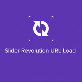 Slider Revolution URL Load