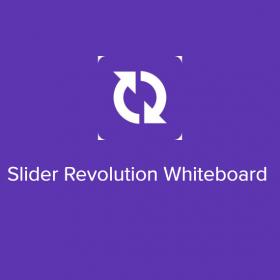 Slider Revolution Whiteboard