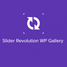 Slider Revolution WP Gallery 2.0.0