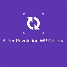 Slider Revolution WP Gallery