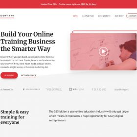 StudioPress Academy Pro WordPress Theme