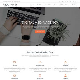 StudioPress Kreativ Pro WordPress Theme