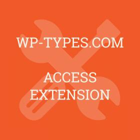 Toolset Access Addon