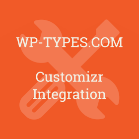 Toolset Customizr Integration Addon