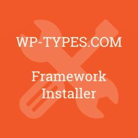 Toolset Framework Installer Addon