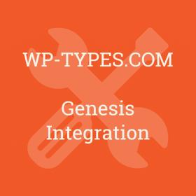 Toolset Genesis Integration Addon