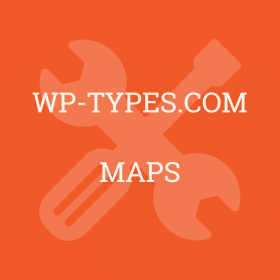 Toolset Maps Addon
