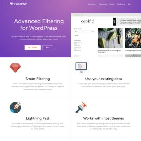 FacetWP Advanced Filtering WordPress Plugin