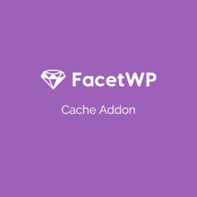FacetWP Cache Add-On