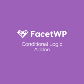 FacetWP Conditional Logic Add-On