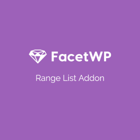 FacetWP Range List Add-On