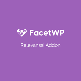FacetWP Relevanssi Integration Add-On