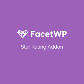 FacetWP Star Rating Add-On