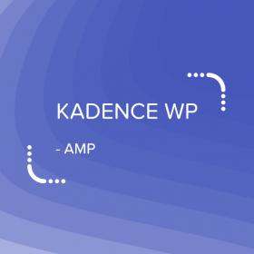 Kadence AMP
