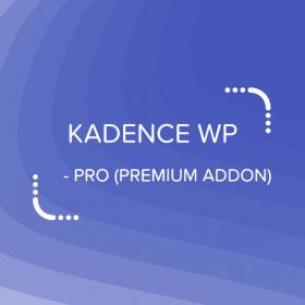 Kadence Pro – Premium Addon for the Kadence Theme