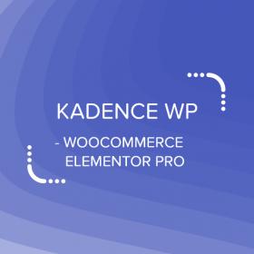 Kadence WooCommerce Elementor Pro