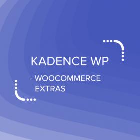 Kadence WooCommerce Extras