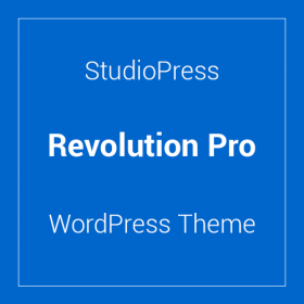StudioPress Revolution Pro
