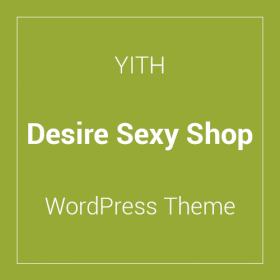 YITH Desire Sexy Shop Theme 1.2.3