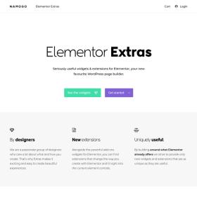 Elementor Extras by Namogo 2.2.44