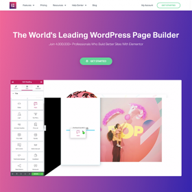 Elementor PRO WordPress Page Builder + Pro Templates 3.2.2