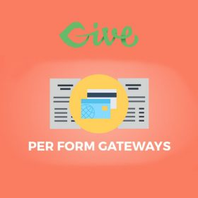 Give – Per Form Gateways