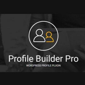 Profile Builder Pro – WordPress Plugin