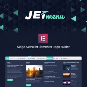 JetMenu For Elementor 2.0.9