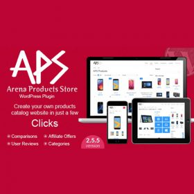 Arena Products Store – WordPress Plugin