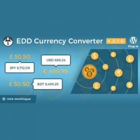 Easy Digital Downloads – Currency Converter