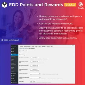 Easy Digital Downloads – Points and Rewards
