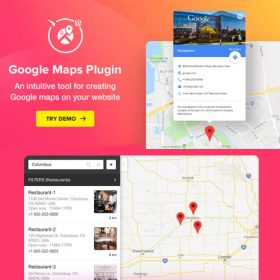 Google Maps – WordPress Map Plugin