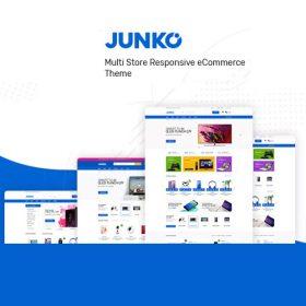 Junko – Technology Theme for WooCommerce WordPress