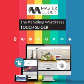 Master Slider – Touch Layer Slider WordPress Plugin