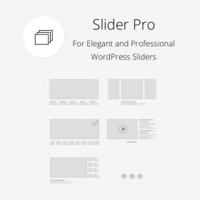 Slider Pro – Responsive WordPress Slider Plugin