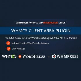 WHMPress – WHMCS Client Area for WordPress