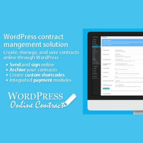 WP Online Contract