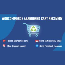 WooCommerce Abandoned Cart Recovery