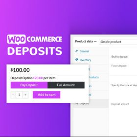 WooCommerce Deposits – Partial Payments