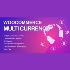 WooCommerce Multi Currency – Currency Switcher 2.1.14
