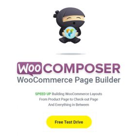WooComposer – Page Builder for WooCommerce