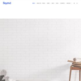 VisualModo – Beyond WordPress Theme 3.4.1