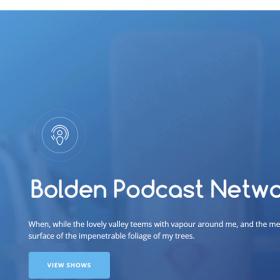 Bolden SecondLine 1.4.3