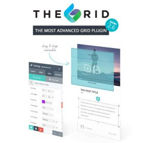 The Grid – Responsive WordPress Grid Plugin