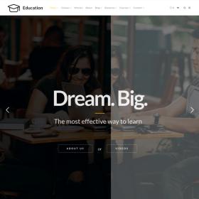 VisualModo – Education WordPress Theme 1.3.1