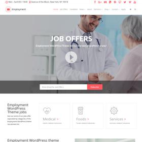 VisualModo – Employment WordPress Theme 1.3.1