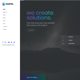 VisualModo - Marvel WordPress Theme