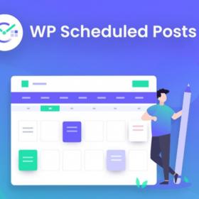 WP Scheduled Posts Pro
